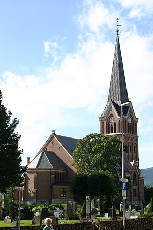 Lillehammer - Lillehammer Church