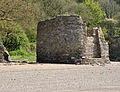 Lime kiln on Wonwell beach.jpg