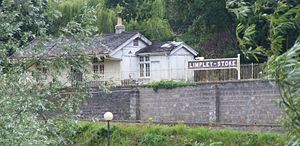 Limpley Stoke railway station - The station in 2010