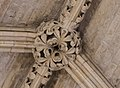 Lincoln Cathedral, Angel Choir Roof Boss, 17th from E. (38956090654).jpg