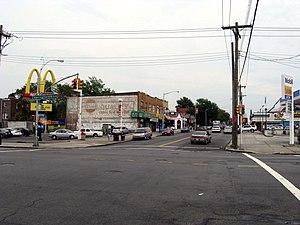 Linden Boulevard - Image: Linden Springfield Blvd jeh
