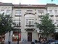 Listed eclectic house. - 26 Rákóczi út, Rákócziváros 2016 Hungary.jpg