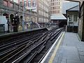 Liverpool Street tube stn Circle line look anticlockwise2.JPG