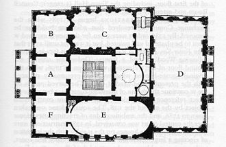 Liverpool Town Hall plan