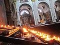 Ljubljana Cathedral candles.jpg