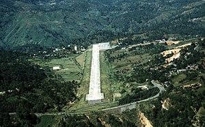 Loakan Airport - Image: Loakan Airport