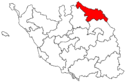 Locator map of the canton de Mortagne-sur-Sèvre (in Vendée).png