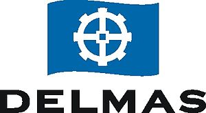Delmas (shipping company) - Image: Logo Delmas