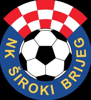 NK Široki Brijeg - Image: Logo NKSB final