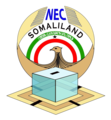 Logo of Somaliland National Electoral Commission.png