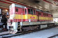 Lokomotivní depo Praha-Vršovice, lokomotiva řady 742 (3).jpg