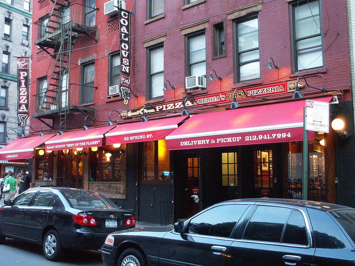 New York Pizza Pasta Italian Kitchen Tyler Menu