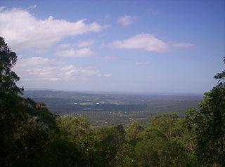 DAguilar Range