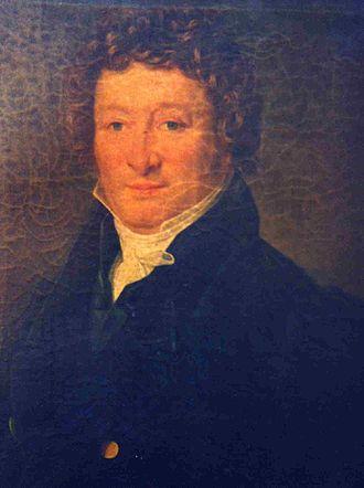 Société des observateurs de l'homme - Louis-François Jauffret, founding member.