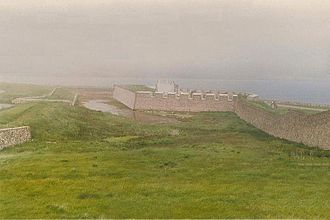 Fortress of Louisbourg - Fortifications of Louisbourg.