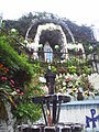 Lourdes Grotto in Baguio city 01.jpg