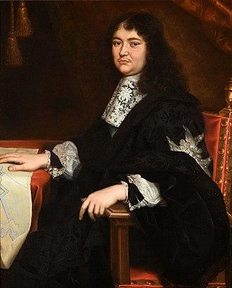 François-Michel le Tellier, Marquis de Louvois - Image: Louvois 1