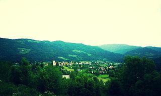 Lovrenc na Pohorju Place in Styria, Slovenia