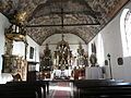 Lubieszewo St. Elisabeth Church Interior 1.JPG