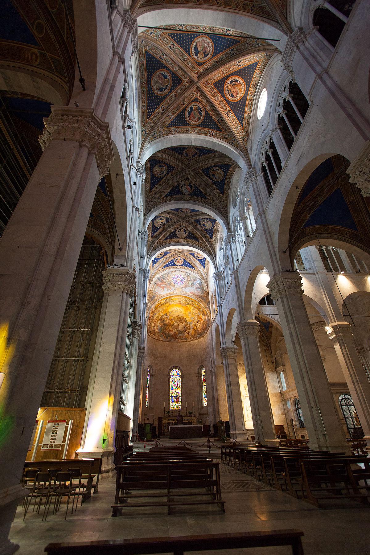 Organo Della Cattedrale Di San Martino A Lucca Wikipedia