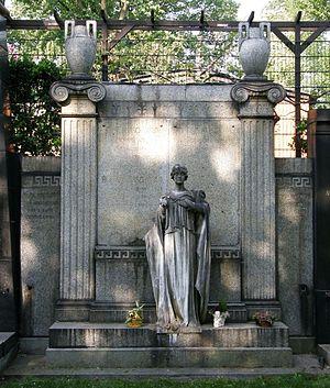Luisenfriedhof III - Image: Luisenfriedhof III Grab Hirschwald