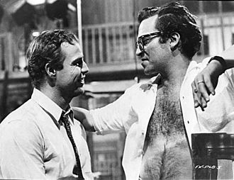 Sidney Lumet - Directing Marlon Brando in The Fugitive Kind (1959)