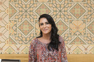 Lydia Cacho - Image: Lydia Cacho en entrevista (2)