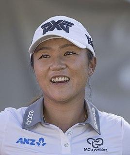 Lydia Ko South Korea-born New Zealand golfer