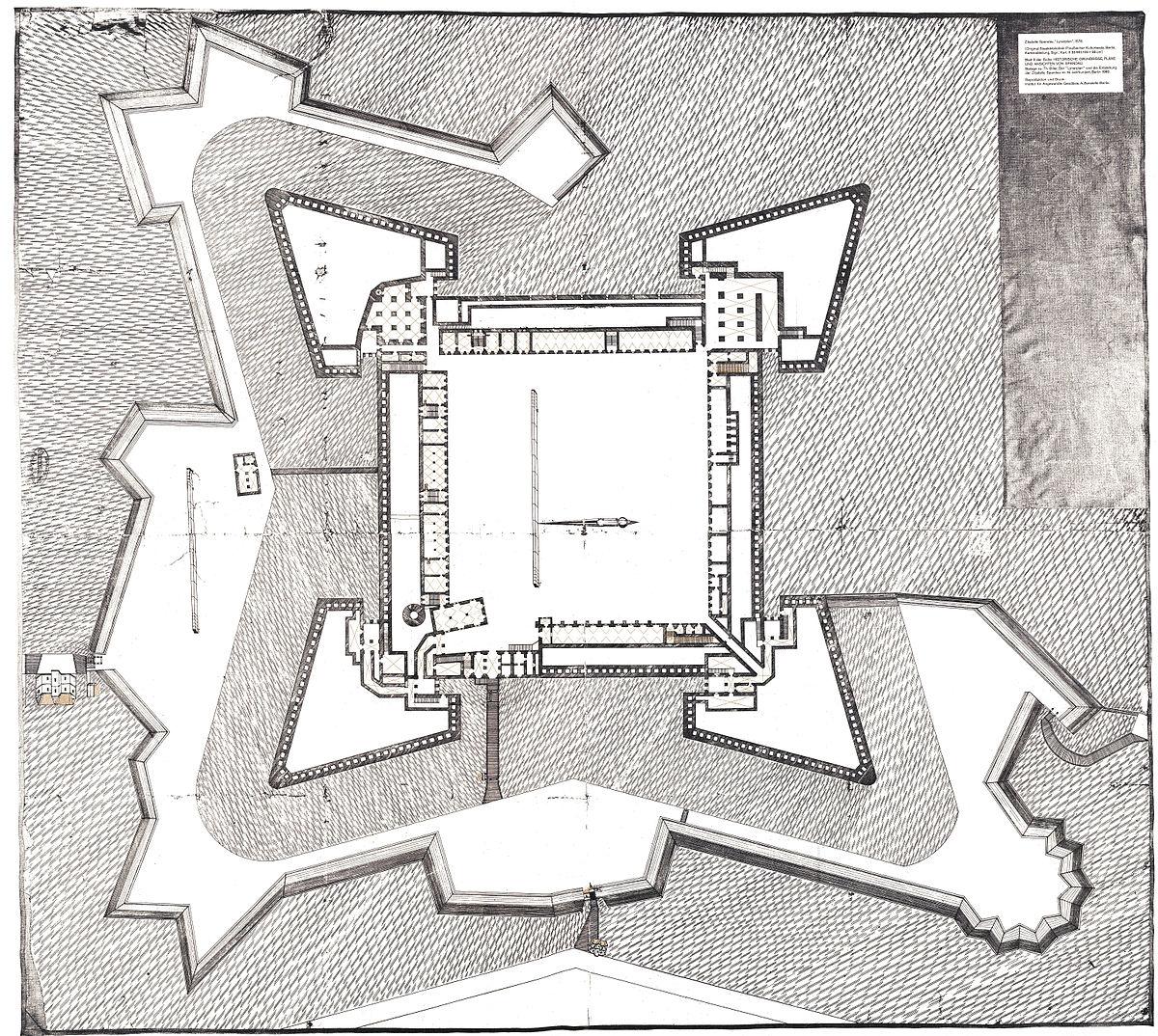 Festung Spandau