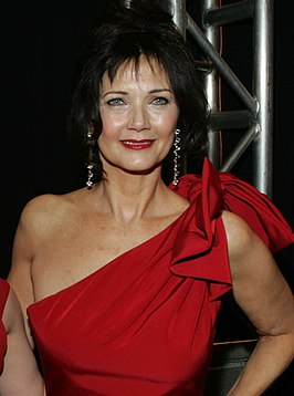 Lynda Carter in 2009