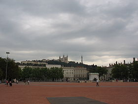 Image illustrative de l'article Place Bellecour