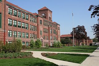 Lyons Township High School Co-ed school in La Grange, Illinois, USA