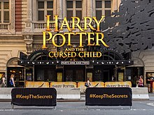 Harry Potter and the Cursed Child - Wikipedia