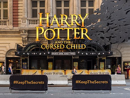 Harry Potter and the Cursed Child - Wikiwand