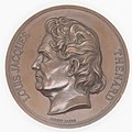 Médaille Albert BARRE Louis Jacques THENARD 1858 Avers.jpg