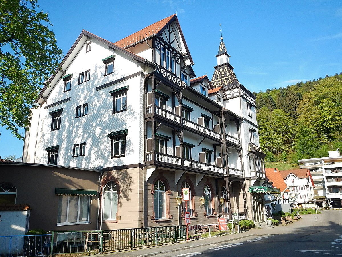 Hotel Bad Herrenalb Bernsteinweg