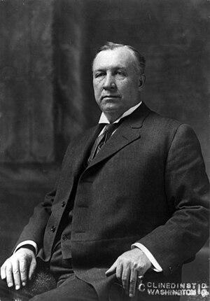 M. Hoke Smith - Image: M. Hoke Smith, 1912