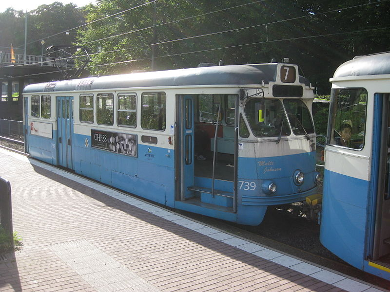 spårvagnshållplats