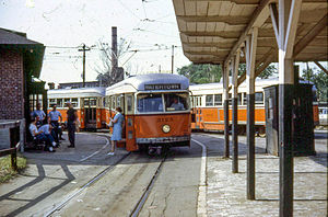 MBTA 3125 at Watertown in 1967.jpg