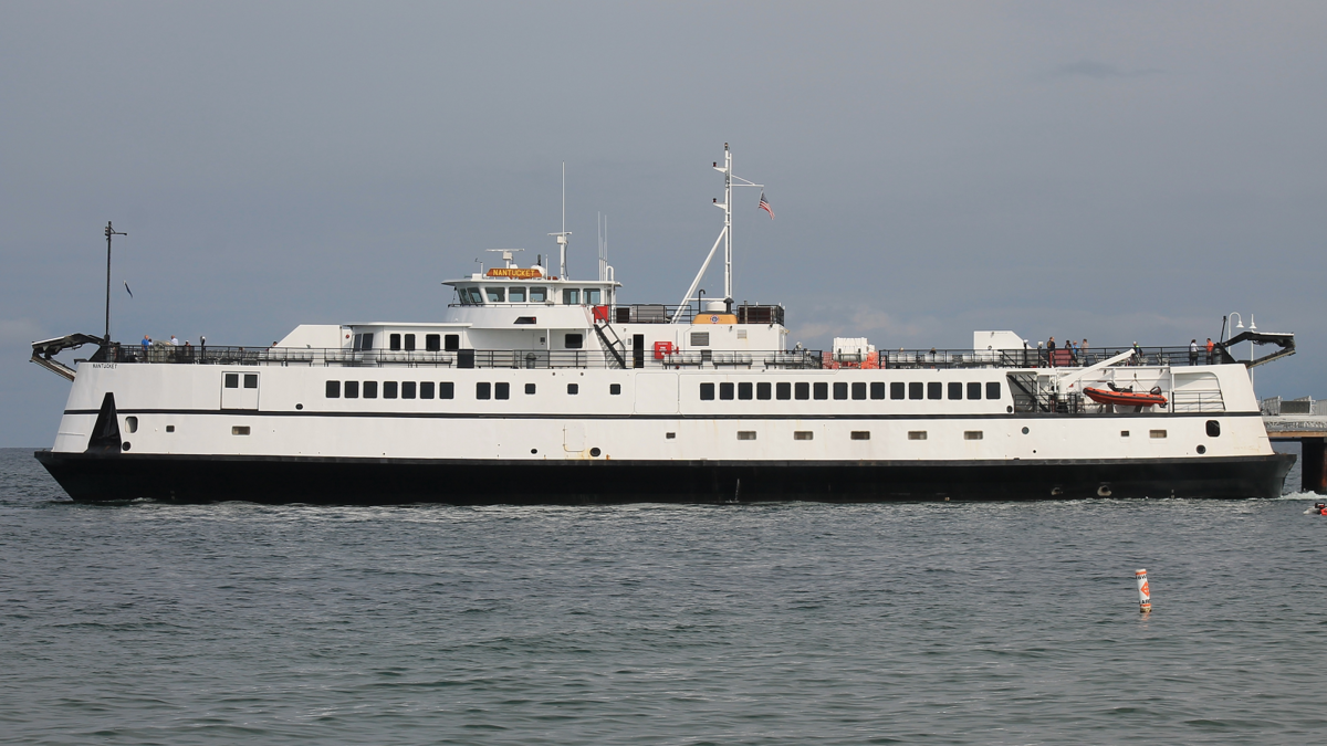 Cape Cod Ferry From Rhode Island