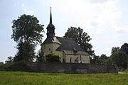 Mała Kamienica k. Jeleniej Góry Kościół Św. Barbary (3).JPG