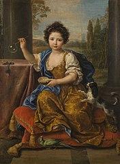 Louise-Marie de Bourbon (1674-1681)