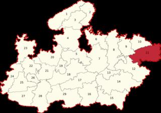 Sidhi (Lok Sabha constituency)