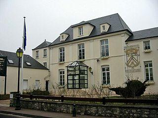 Magnanville Commune in Île-de-France, France