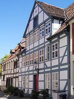 Magnikirchstraße in Braunschweig