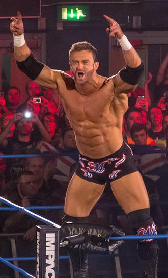 Magnus (wrestler) - Magnus on Impact Wrestling in January 2013