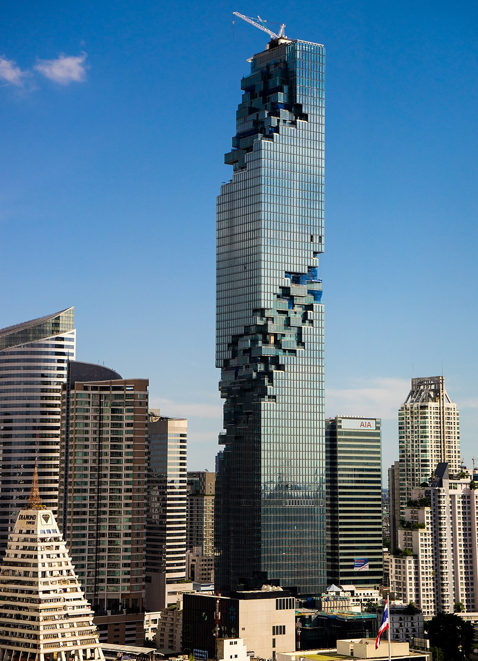 MahaNakhon by kylehase