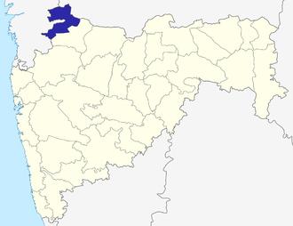 Nandurbar district - Image: Maharashtra Nandurbar