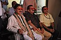 Mahesh Sharma With Prabhas Kumar Singh And Anil Shrikrishna Manekar Watching 3D Video - NCSM - Kolkata 2017-07-11 3544.JPG