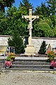 Main-Tauber-Kreis Bad Mergentheim Stuppach Friedhof Kreuz.jpg